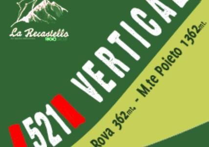 DOMENICA 10 NOVEMBRE: PRIMA VERTICAL GAZZANIGA