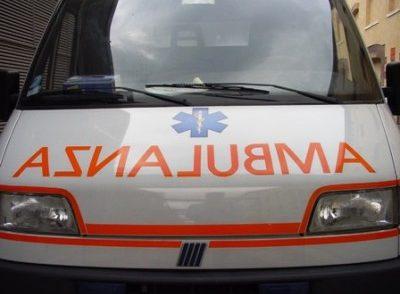 Ancora un incidente auto – moto sulla strada provinciale
