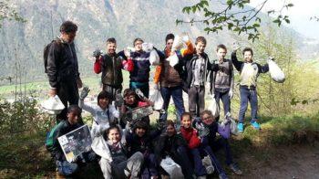 giornata del Verde Pulito a Cerete valseriananews