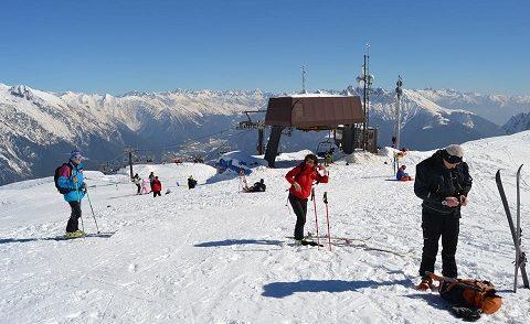 Colere, da venerdì 15 si scia anche in Val di Scalve