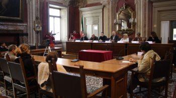 conferenza stampa alzano