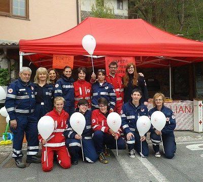 Festa dell Croce Rossa a Gorno, si raccolgono fondi per l'acquisto di un'ambulanza