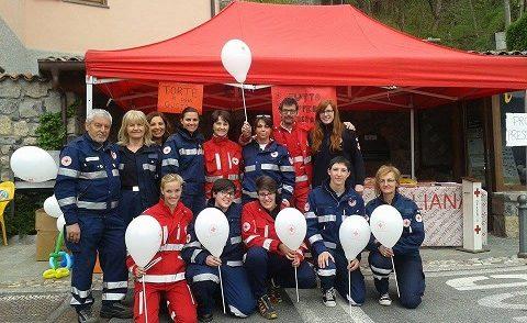 Festa della Croce Rossa a Gorno, si raccolgono fondi per l'acquisto di un'ambulanza