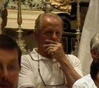 CERETE PIANGE L'IMPRENDITORE LUIGI LODA, VOLONTARIO IN PAESE