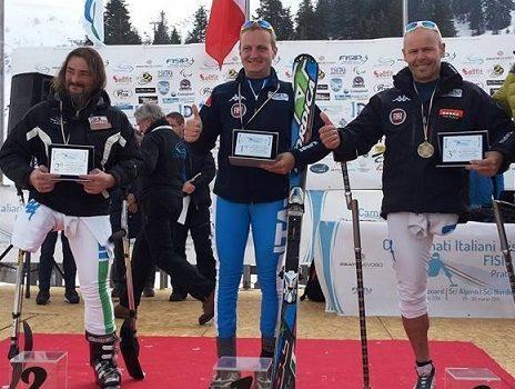 ORO E BRONZO PER MARCO ZANOTTI: DI NUOVO CAMPIONE ITALIANO