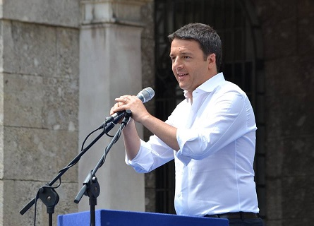 Matteo Renzi lunedì a Bergamo per promuovere la campagna per il SI al referendum costituzionale