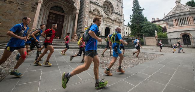 L'Orobie Ultra Trail 2017 si fa in tre con i 20 km della Bergamo Urban Trail
