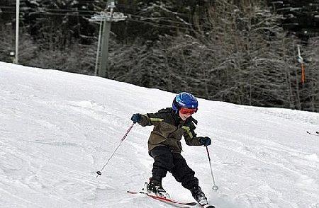 """""""SCIvolare"""", bambini sugli sci con l'iniziativa della FISI"""