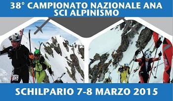 campionato ana sci alpinismo