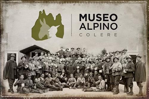 25 APRILE, COLERE INAUGURA IL MUSEO ALPINO