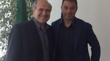 Oreste Perri e Antonio Rossi