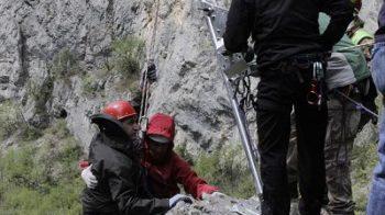 esercitazione soccorso alpino