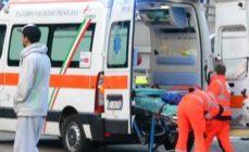 Auto si ribalta a Cerete, illese due giovani di 23 e 24 anni