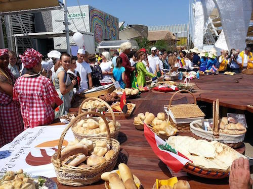 festa pane expo