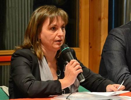 Valbondione, Sonia Simoncelli non si ricandida