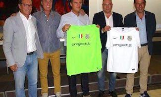 Dirigenti settore giovanili Virtus Bergamo 1909 Alzano Seriate