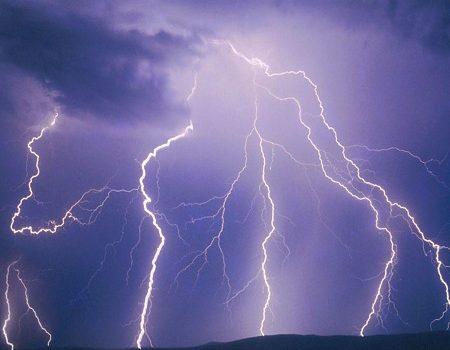 Meteo: tornano i temporali nel fine settimana