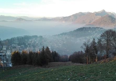 Meteo – Inizio settimana con nubi e schiarite, freddo in accentuazione