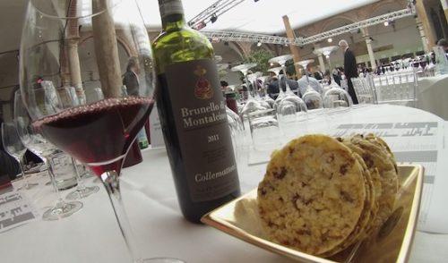 Spinette e vino: il Mais Spinato di Gandino brinda con il Brunello di Montalcino