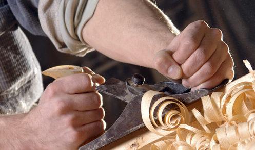 L'arte del legno protagonista a Valbondione