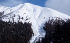 Sciatore scivola sul Monte Timogno, recuperato dal Soccorso Alpino