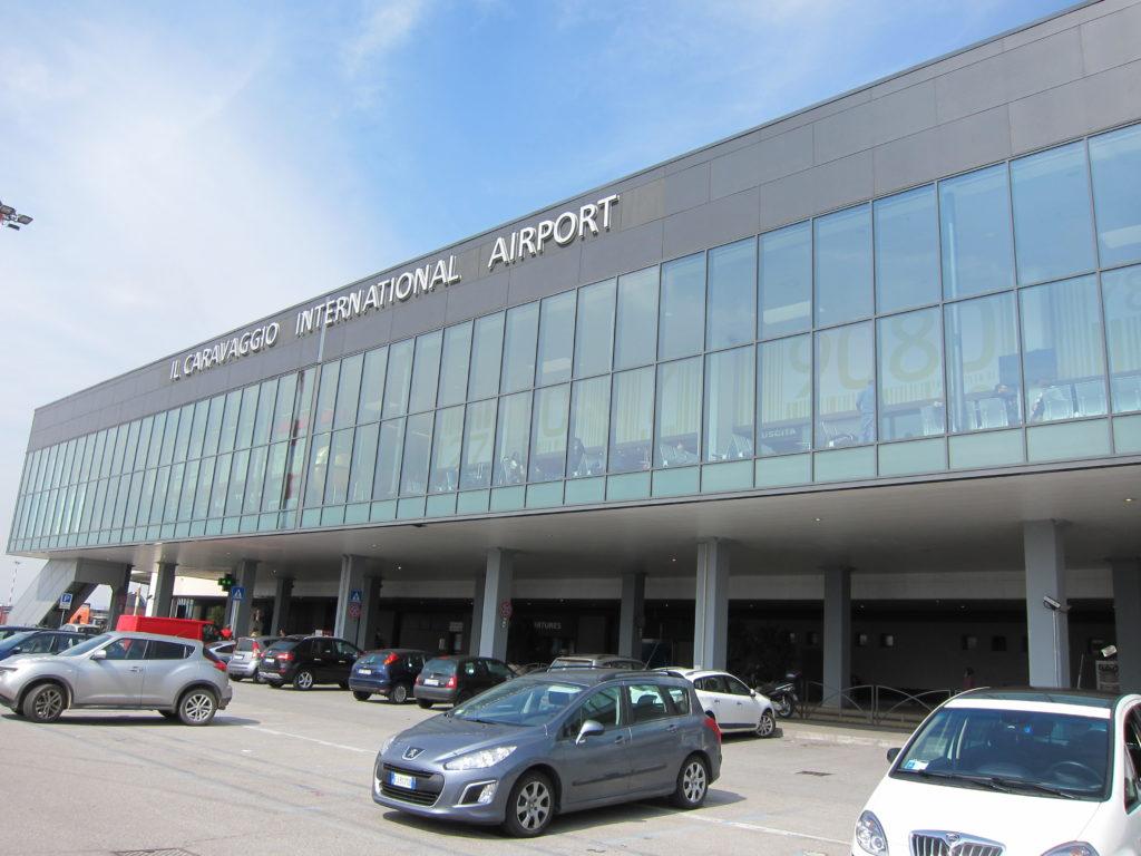 Aeroporto Bergamo : Aeroporto di orio opere mitigazione ambientale su