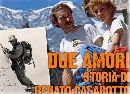 DUE AMORI, A NEMBRO IN SCENA LA STORIA DI RENATO CASAROTTO