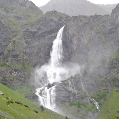 Valbondione, oggi la terza apertura stagionale delle Cascate del Serio