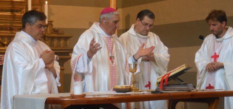 Gandino in lutto per la morte di Monsignor Angelo Gelmi