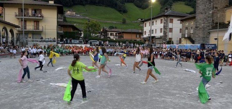 """Alta Val Seriana in sport, a Piario da questa sera al via le """"Oratoriadi 2016"""""""