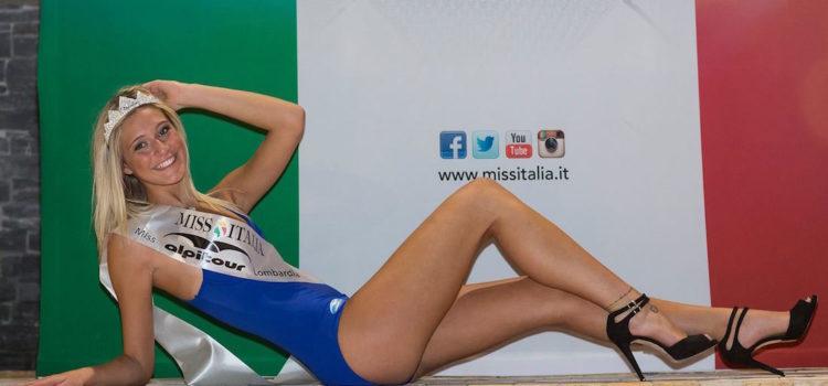 Miss Italia 2016: in finale la 18enne di Albino Alice Pezzera