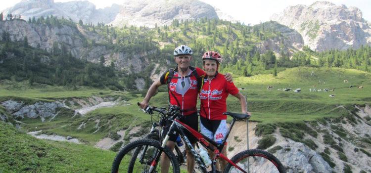 Schianto in bici, perde la vita l'ex sciatore Bonaldi marito della Canins