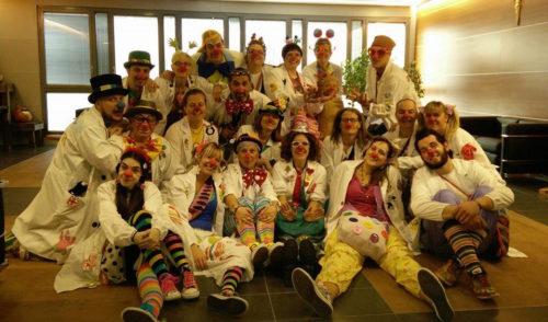 Clownterapia, la Regione promuove la terapia del sorriso negli ospedali