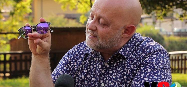 Comicità, cinema, musica e nuovi progetti: Pietro Ghislandi si racconta – video