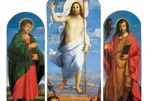 Palma il Vecchio, torna a splendere il Polittico della Resurrezione