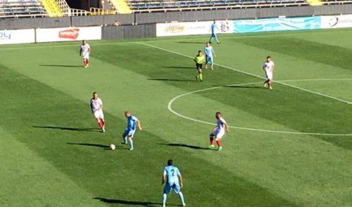 Vittoria di misura per l'AlbinoLeffe contro il Forlì nella prima prova di Coppa Italia