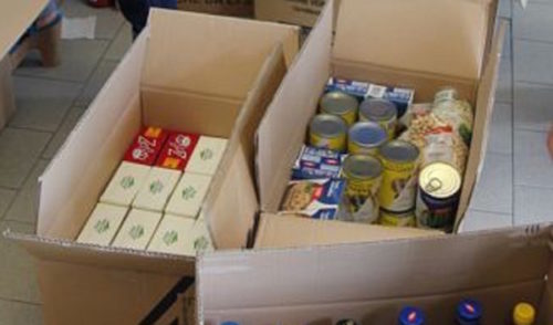 Terremoto, raccolta beni di prima necessità a Peia e Vertova