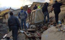 Terremoto: sale a 13 il numero delle vittime. Crolla parete est del Corno Piccolo sul Gran Sasso