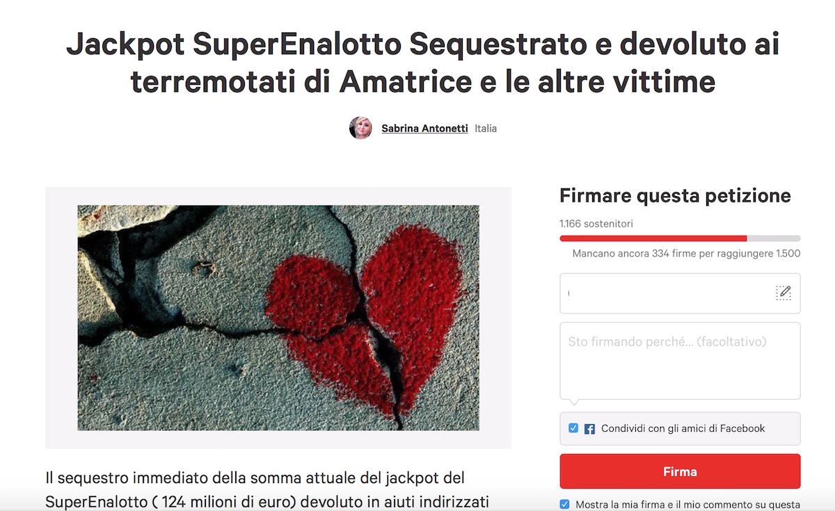 terremoto-petizione-online