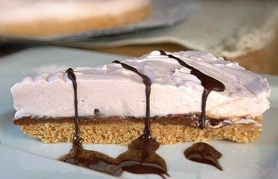 In cucina con – Torta fredda allo yogurt