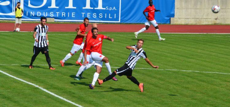 Virtus Bergamo oggi in campo contro il Cavenago Fanfulla