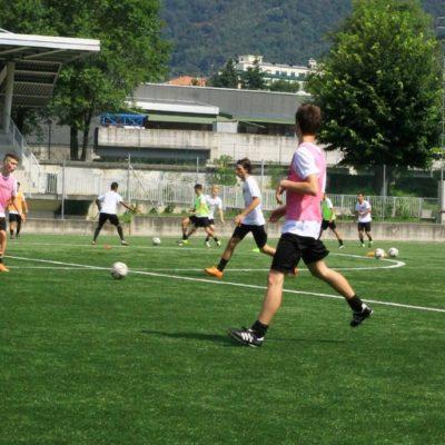 Clemente, dalla Virtus Bergamo all'Inter. Domani per i Bianconeri la prima di Coppa Italia