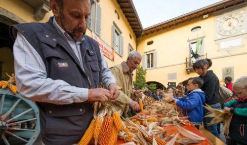 """Cucina, pannocchie e musica: a Gandino il gran finale de """"I Giorni del Melgotto"""""""