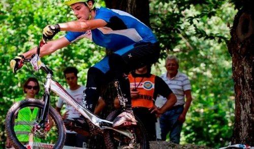 Marco Bonalda medaglia di bronzo alla coppa del Mondo di Bike Trial a Barcellona