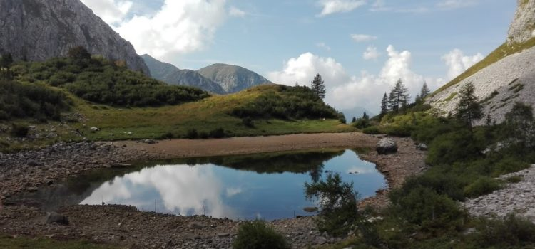 La Guida del cuore: a piedi dai Tezzi Alti di Gandellino al lago Spigorel