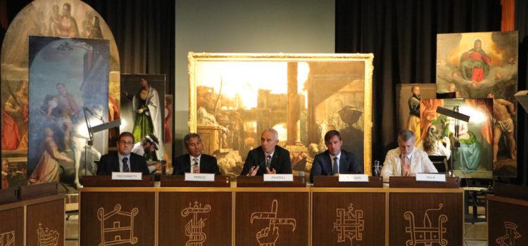 Giambattista Tiepolo in mostra al Credito bergamasco dal 7 al 28 ottobre