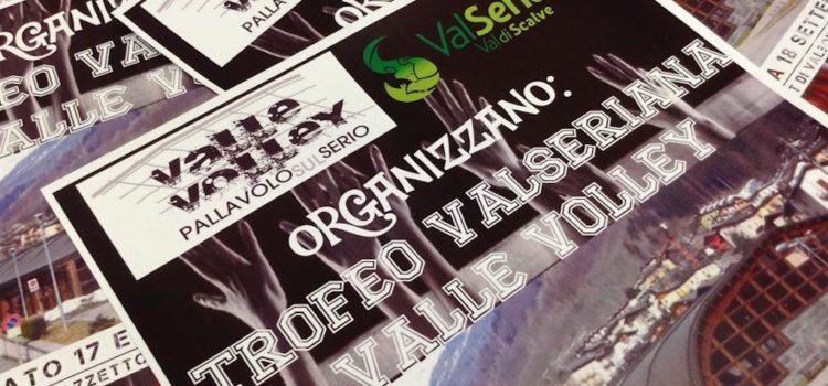 Pallavolo protagonista a Valbondione, nel week end il primo trofeo ValSeriana Valle Volley