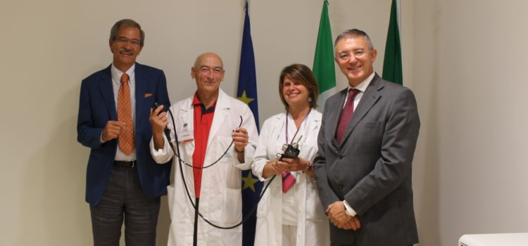 Al Papa Giovanni arriva AOB, una nuova arma contro il tumore al polmone