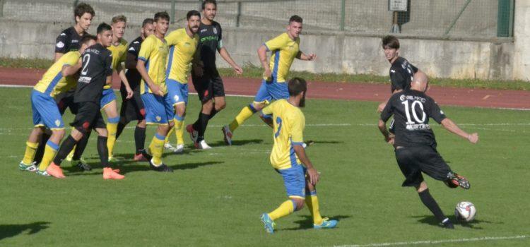 Virtus Bergamo oggi impegnata con la Pergolettese per i playoff