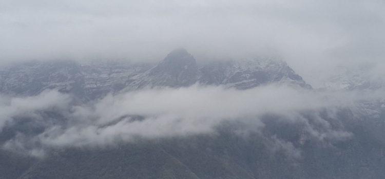 Meteo – Tempo perturbato nel fine settimana, neve a 1200